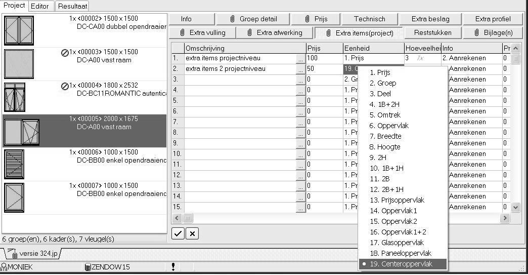 Jopps wiki uitbreiding extra items op project en groepsniveau - Uitbreiding hoogte ...